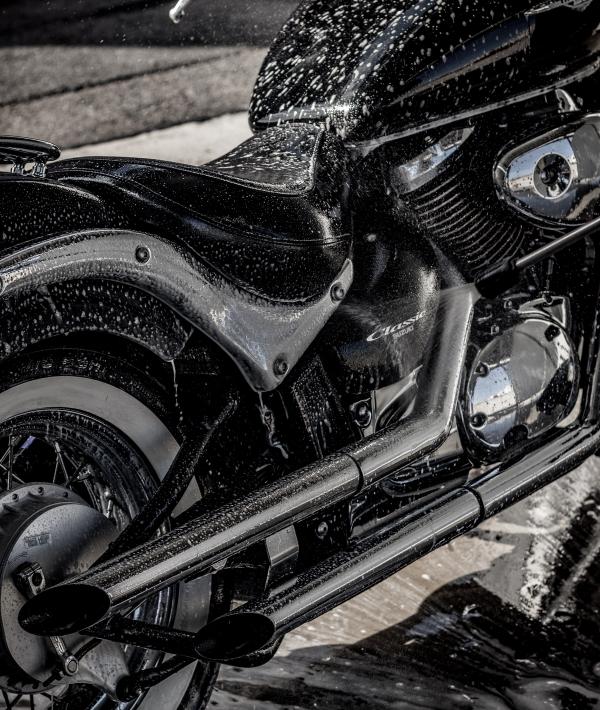 Lavado de motos